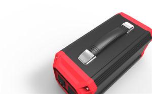 Kit de energia do Painel Solar gerador de bateria solar 300W para viagem