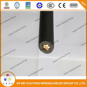 ASTM 600V 12AWG Fio Solar Fotovoltaica