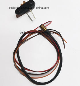 3 canaux distincts Gold-Contacting Slip Ring en stock