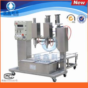 Multi-Kopf flüssige Füllmaschine für Kleinkapazitäts