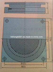 Puente de tipo Slide / guía de rodamiento Pot