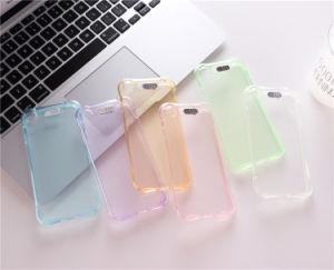 iPhoneのための新しいTPUの皮の携帯電話カバー7 7plus
