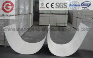 L'isolement décoratifs ignifugé oxyde de magnésium / MGO / Mgso4 Conseil pour panneau mural / Sandwich Factory