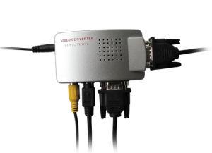 텔레비젼 변환기/BNC에 PC는 CCTV 시스템, DVD 플레이어, 도박 장치에서 적용한다