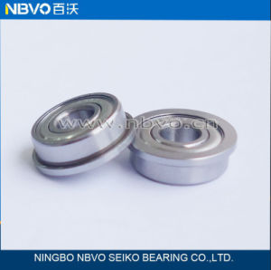 Cearmic Flanged Bearing (MF126ZZ/C, 6X12X4mm)