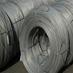 O fio de aço galvanizado para o CAA