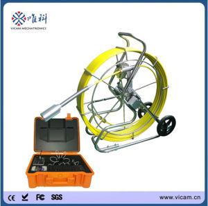 De Camera van de Inspectie van het Riool van kabeltelevisie met 120 Pushrod Meters van de Kabel