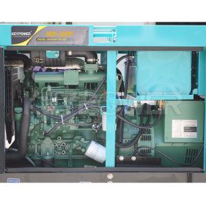 Keypower 50kVA leises Emergency Hopital Gebrauch-Generator-Set