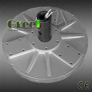 5KW Coreless gerador de Íman Permanente no eixo vertical da turbina eólica
