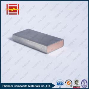 Leverancier van de Metalen van de Staaf van de Kuiper van Cladded van het titanium de Tri Beklede