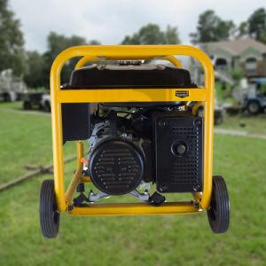 Generatore caldo del Ce del generatore della benzina di stile dell'Europa di vendita con l'inizio di telecomando (TG6500)