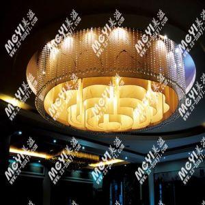 Comitato traslucido della resina per la lampada