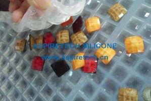 Parte 2 de la RTV además cura la fabricación de moldes de caucho de silicona para la resina de piedras (3019-AB)