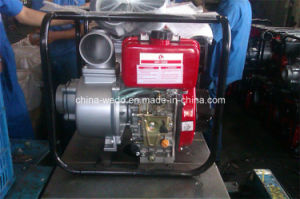 Marca Wedo 2 Polegada Wp20d motor diesel da bomba de água (WP50D) com marcação CE.