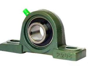 Cuscinetto P208 del blocchetto di cuscino dell'acciaio inossidabile