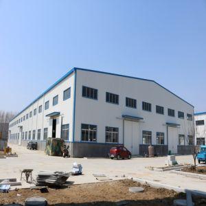 高品質の鋼鉄の梁(TW-KA078)のプレハブの建物の大きいスパンの鉄骨構造の倉庫