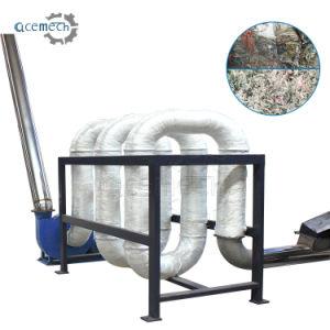 Customziedの洗浄する不用なPE PPのフィルムのプラスチック装置をリサイクルする