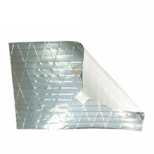 Строительный материал Теплоизоляция огнеупорные алюминиевой пленкой