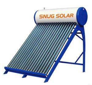 O tubo de vácuo Non-Pollution aquecedor de água solares