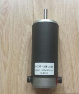 54zyt14206-2428 motor DC de la impresora de inyección de tinta/Motor Eléctrico