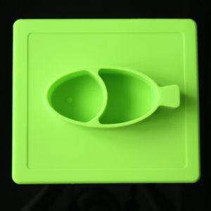 FDA 음식 기준 실리콘 아이들 매트