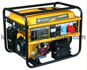 5kw Gasoline Generator Lt6500eb (380V)