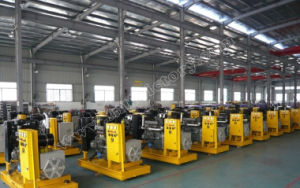 молчком тепловозный генератор 1100kw/1375kVA с двигателем Mtu с аттестациями Ce/Soncap/CIQ/ISO