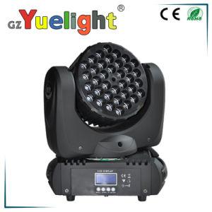 RGBW LEDのビーム移動ヘッド(36PCS*3W)