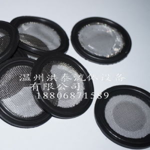 Edelstahl, der Potenziometer mit runder Kappe und Anblick-Glas extrahiert