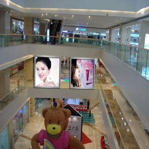 P3 à l'intérieur mur vidéo LED Couleur affiche pour la location
