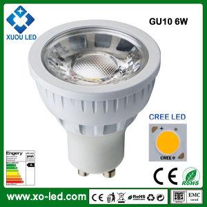 Hoher Quanlity Kriteriumbezogene Anweisung80 GU10 5W CREE COB LED Spot Light