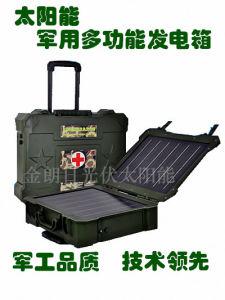 Solargenerator-angeschaltenes Solarsystem