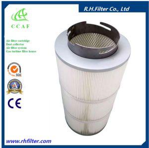 Cartuccia di filtro dell'aria del poliestere di Ccaf
