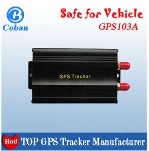 GPS Tracker Tk103 para vehículos con motor Remotel cortado por el control, sos, el seguimiento en tiempo real por el IOS APP Andriod