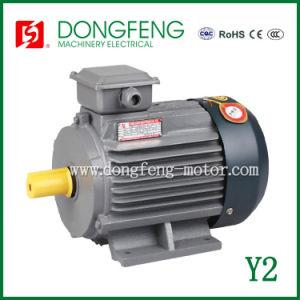 Y2 AC van het Lichaam van het Gietijzer van de Reeks Elektrische Motor In drie stadia