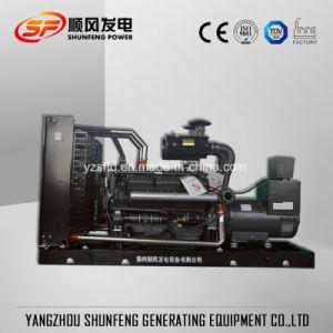 가장 싼 275kVA 220kw 중국 Shangchai Sdec 전력 디젤 발전기