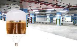 Luz LED de alta potencia 80W con fundición de aluminio