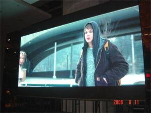 P4 HD Indoor monté sur un mur courbe réglable Affichage sur le mur à LED