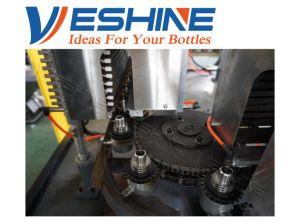 3 botella de la cavidad de la máquina de moldeo por soplado