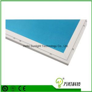 LED commerciale 12W/24W/36W/40W Éclairage du panneau intégré (intérieure étanche)