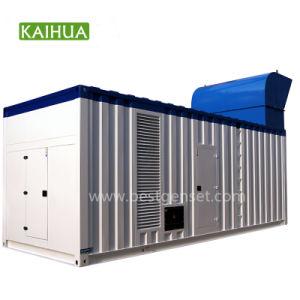 900kw Type insonorisées générateurs avec moteur diesel Cummins Kta38-G9