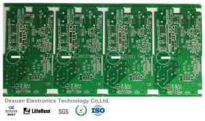 Mehrschichtige gedrucktes Leiterplatte gedruckte Schaltkarte mit HASL für Computer
