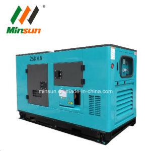 leise elektrische Dieselhersteller des Generator-50kVA mit Perkins