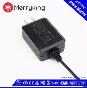 AC gelijkstroom van de Levering van de Macht UL van Ce GS cUL FCC Goedgekeurde 12V 15W Adapter