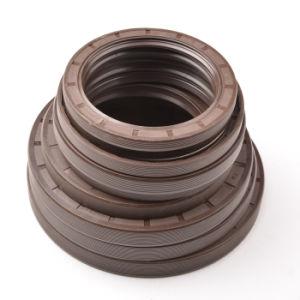 Tg preto resistente ao óleo da vedação de óleo de estilo