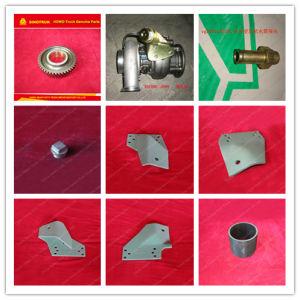 Caminhão HOWO peças do motor da válvula do travão de escape (Wg9731540001)