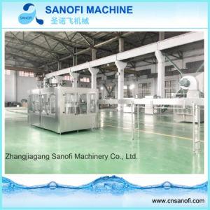 자동적인 플라스틱 유리병 알칼리성 물 물 기계 생산 라인