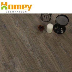 Nouvelle norme du grain du bois Cliquez sur un revêtement de sol PVC