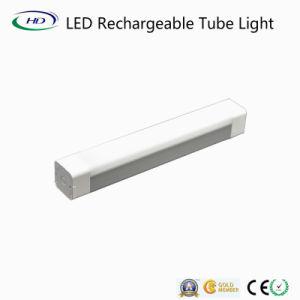 La luz del tubo LED 5W recargable con luz infrarroja de SOS