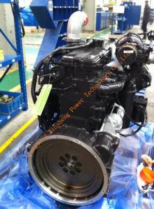 構築機械のためのCumminsのディーゼル機関Qsl8.9-C325、掘削機、訓練、クレーン、ローダー、バックホウ